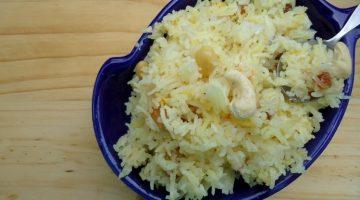 क्या आपने खाई है महाराष्ट्र की ये फेमस नारियल भात?