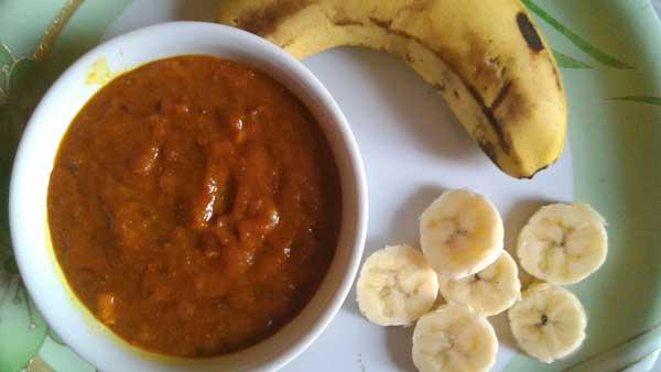 आज बनाते है यम्मी स्वाद के साथ केले की स्वादिष्ट चटनी Banana Chutney