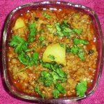 ज़बरदस स्वाद के साथ इस बार बनाएं हैदराबाद का फेमस चिकन आलू कीमा Aloo Chicken Keema Recipe