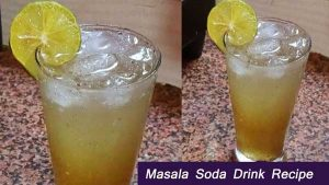 lemon soda masala recipe