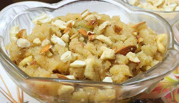 बिना घी, तेल के बनाएं सूजी का स्वादिष्ट दानेदार हलवा how to make suji ka halwa without oil