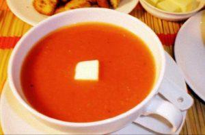 tomato carrot soup