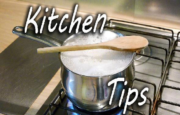kitchen tips in hindi