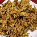 करारी भजिया नहीं, इस बार चखे कुरकुरी भिंडी का स्वाद Kurkuri Bhindi recipe
