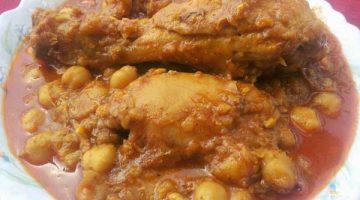 इस बार आप भी चखे पाकिस्तान की फेमस डिश का स्वाद Murgh Cholay