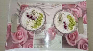 रमजान में प्यास की शिद्दत को कम करें सहरी में पिए ऐसी लस्सी Gulkand Lassi Recipe