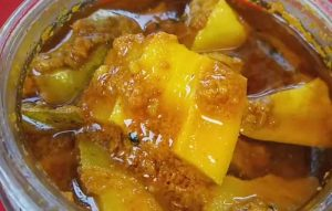 instant mango pickle recipe in hindi