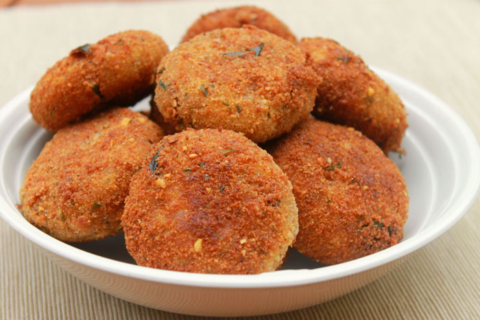 soya cutlet recipe