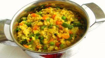 इस तरीके से बनाओगे मसाला खिचड़ी तो स्वाद होगा गजब का Veg Masala Khichdi Recipe