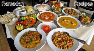 Ramadan Recipes in Hindi