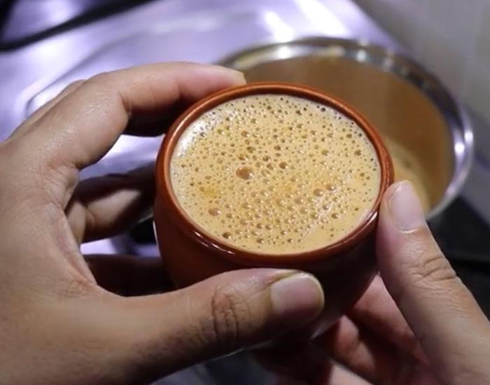 Tandoori tea recipe