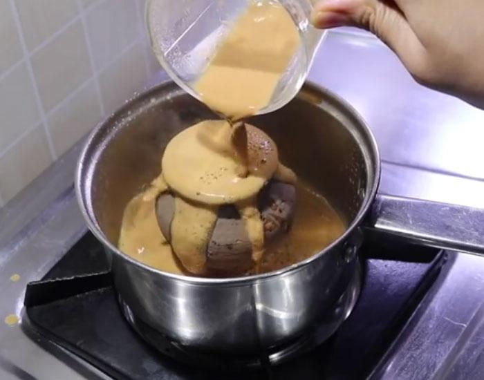 Tandoori tea