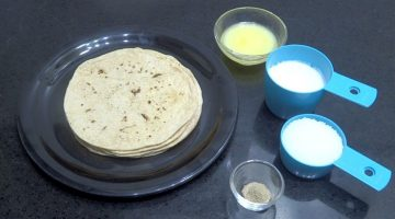 बची हुई बासी रोटी से बनाएं बच्चों का नाश्ता Basi Roti ka Halwa
