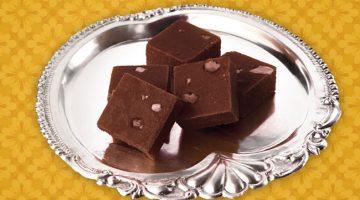 तीन मिनट में बनाएं चॉकलेट बर्फी, खाकर मुंह में होगा स्वाद का धमाका Chocolate Barfi Recipe