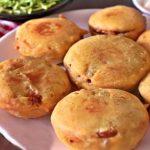 onion and potato pakora