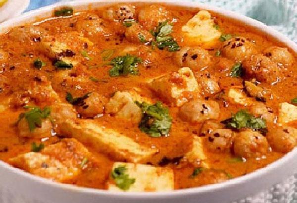 paneer makhana sabji recipe