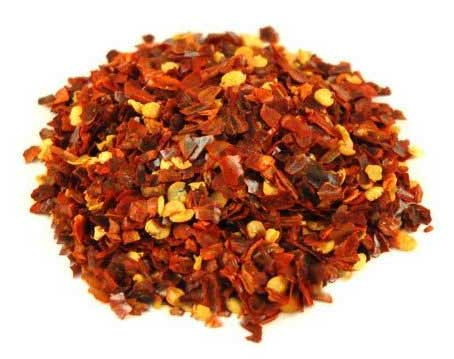 Red Chilli Flakes/Crushed Red pepper = लाल मिर्च फ्लेक्स  IMAGES, GIF, ANIMATED GIF, WALLPAPER, STICKER FOR WHATSAPP & FACEBOOK