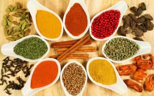 Indian Spices Name List