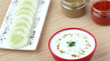 दो मिनट में बना ये रायता आपके खाने की शान बढ़ा देगा Jeera Raita Recipe