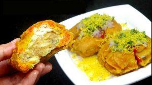 Aloo Bread Patties