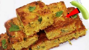 Lauki ka Tasty Nashta Recipe