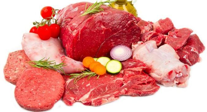 Red meat for health