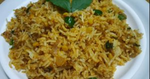 masala pulao recipe