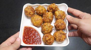 इस बार बनाएं स्वाद में जबरदस्त मैक्रोनी पकोड़ा Macaroni Pakora