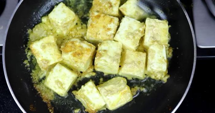 Paneer Changezi recipe