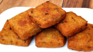 Potato snacks vrat recipe