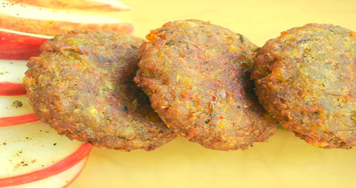 raw banana cutlets