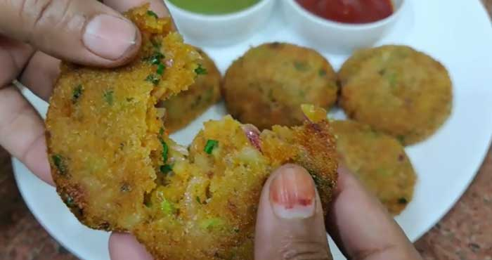potato cutlet