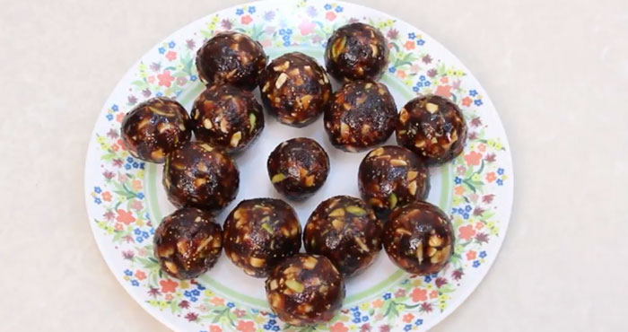 Sugar Free Dry fruits ladoo