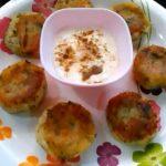 Sweet Potato Tikiya