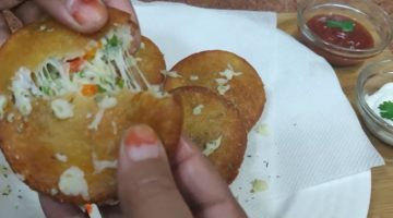 ब्रेड का इतना टेस्टी स्नैक्स जिसके आगे पिज़्ज़ा बर्गर सब फेल Bread Cheese KababRecipe