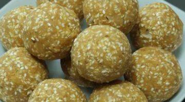 बिना चीनी बनाएं चावल के नरम स्वादिष्ट लडडू जो मुंह में रखते ही घुल जाएँ Chawal ke Laddu