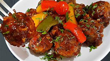 रेस्टोरेंट स्टाइल क्रिस्पी पालक मंचूरियन बनाने की आसान विधि Palak Manchurian Recipe