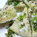 Healthy Rava Dhokla Recipe