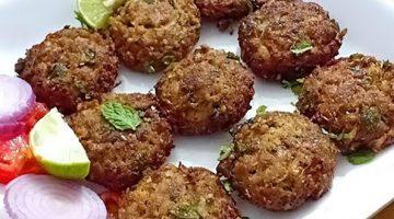 कच्चे कीमे के स्वादिष्ट कबाब खाएं बिना रह ना पाएंगे Kachche Keema Kabab