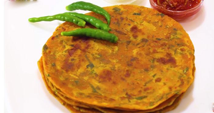 Methi Thepla recipe in hindi
