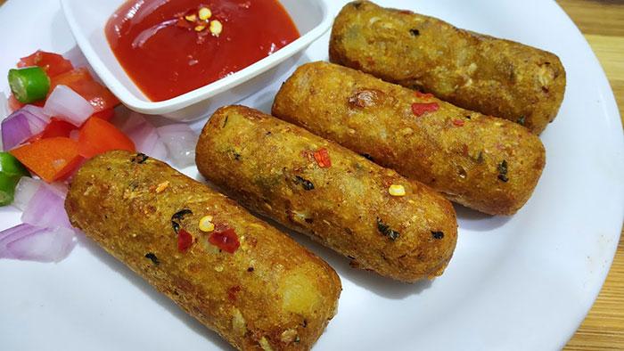 Gobhi Kabab Recipe