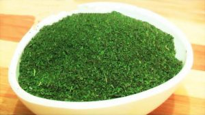 Fresh Coriander Powder