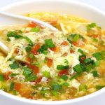 Healthy Egg Soup
