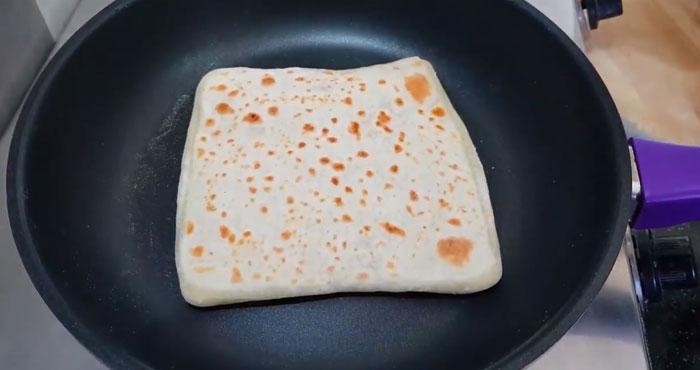 Milk Paratha Recipe