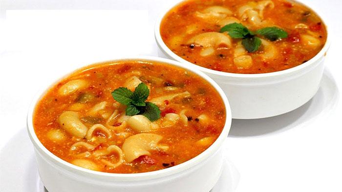 सुपी पास्ता बनाने के मज़ेदार रेसिपी Soupy Pasta Recipe
