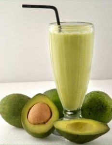 Avocado Milk Shake Recipe