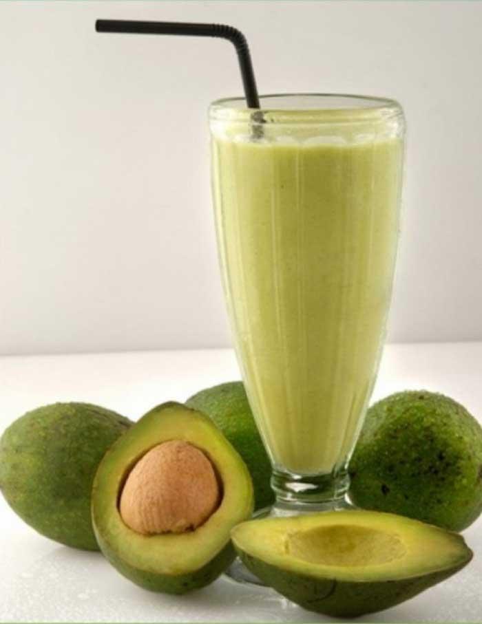 स्वादिष्ट व हेल्दी एवोकाडो मिल्क शेक Avocado Juice
