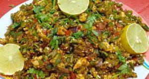 Bhindi Bhurji Recipe
