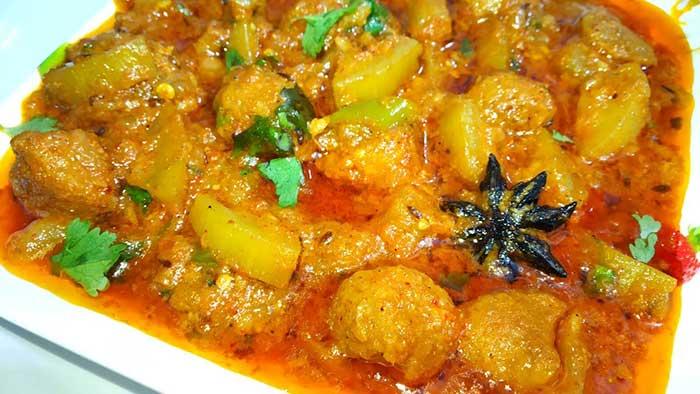 खास तरीके से लौकी सोयाबीन की सब्जी बनाएंगे तो रेस्टोरेंट जाना भूल जाएंगे Lauki Badi Ki Sabzi