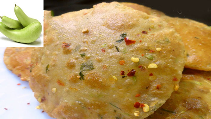 क्या खाई है लौकी की मसालेदार पूरी? Lauki ki Puri Recipe
